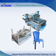 High quality plastic injection mould for chair