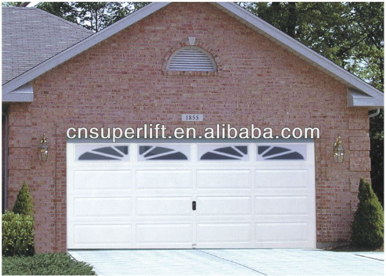 Remote control/Automatic/Electric sectional garage door panels
