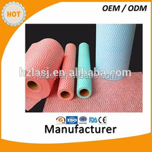 Chinese Suppliers OEM/ODM Cloths For Kitchen Cleaning Usage Dry Wipes