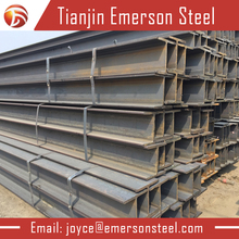 Galvanized Steel H shape 344x348x10x16mm warehouse steel structure H Beam Precisely Dimension