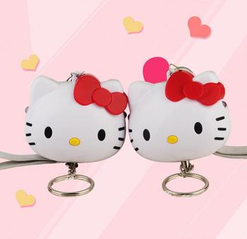 factory supply hello kitty person alarm High Sound 140db for woman