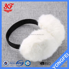 MAIN PRODUCT simple design knitted earmuff hat pattern with different size