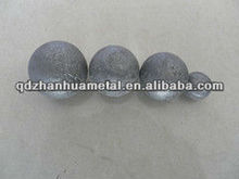 wrought iron forged steel ball