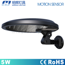 New product led solarmotion sensor wall light With Bottom Price
