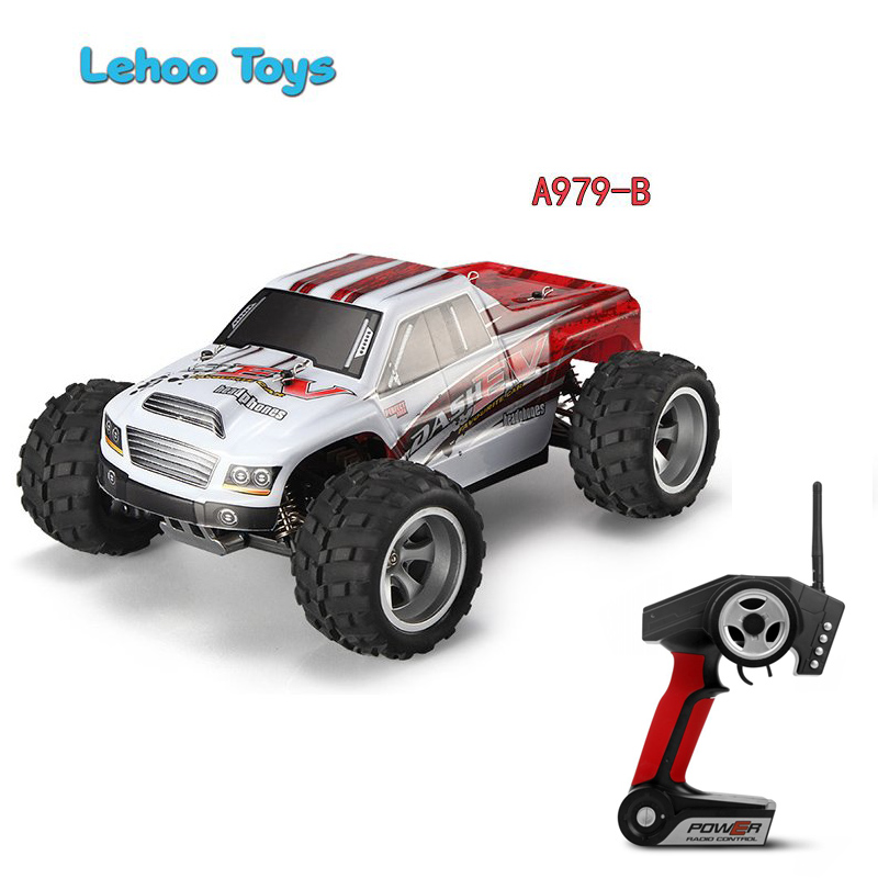 Electric cars made in China 2.4G 4x4 RC Trucks High Speed 1/18th scale RC Car toy gift