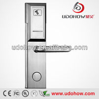 High efficient Swipe Card Door Lock System for Hotel project