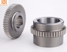 OEM CNC Agricultural and Industrial Machinery Stainless Steel Spur Gear