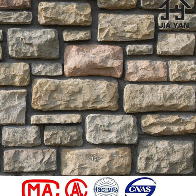 Modern Construction Product Artificial Concrete Wall Stone