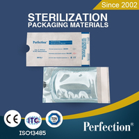 t high efficiency medical device medical-grade self sealing sterilizer pouch