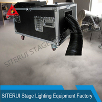 2015 new stage smoke effect equipment water based low fog machine