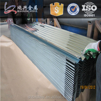 Heat Resistant Corrugated Roofing Sheets