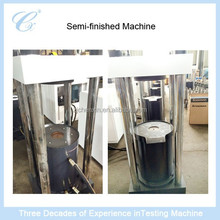 High Quality Computer Controlled Electro-hydraulic Servo Price Cube Compression Testing Machine