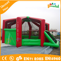 football soccer inflatable sports football arena for sale