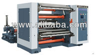 fully automatic slitter rewinder machine paper roll and slitter rewinding machine