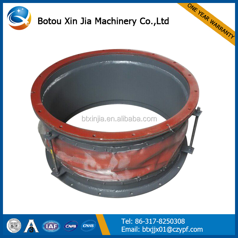 flue duct round fabric expansion joints