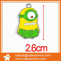 2015 Latest cartoon movie Despicable Me Minions pendant