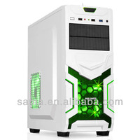 ATX computer case,gaming computer case,white computer case-R02W