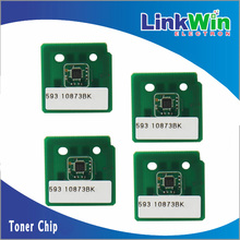 Laser Smart Toner Chip for Xerox WorkCentre 7120 7125 DRUM powder toner chip