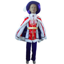 Party Carnival boy Children Prince costume for kids MAC-14