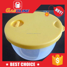Durable promotional small plastic containers with lids