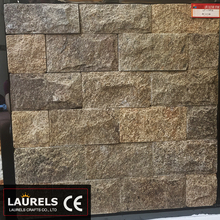 Cheap and Natural Rough Surface Dark Color Cultural Stone Wall Stone Slate