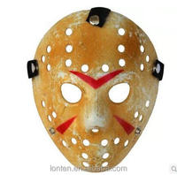Jason VS Freddy Festival Party Mask / Halloween Masquerade Mask (adult size) 100pcs / old models