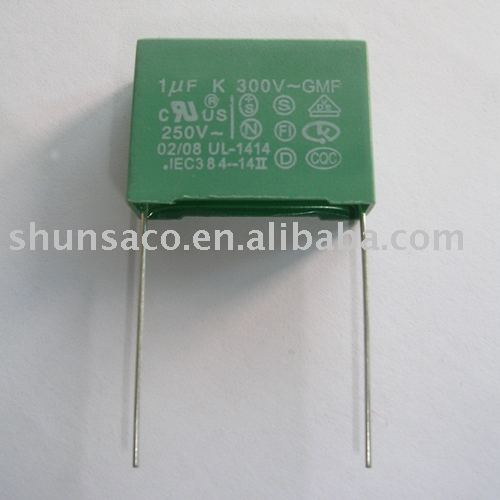 MPX Safety Standard Capacitor X2