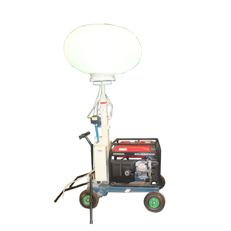 Generator double head metal halide lamp with ball tower light