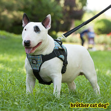 Adjustable Extra strong dog harness for walking and training