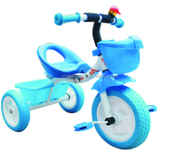 Foot power baby smart trike toys / Foldable lightweight trike bike for kids / three wheels bicycle child tricycle