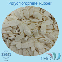 neoprene rubber CR244 for manufacturing glue shoes shanghai THC