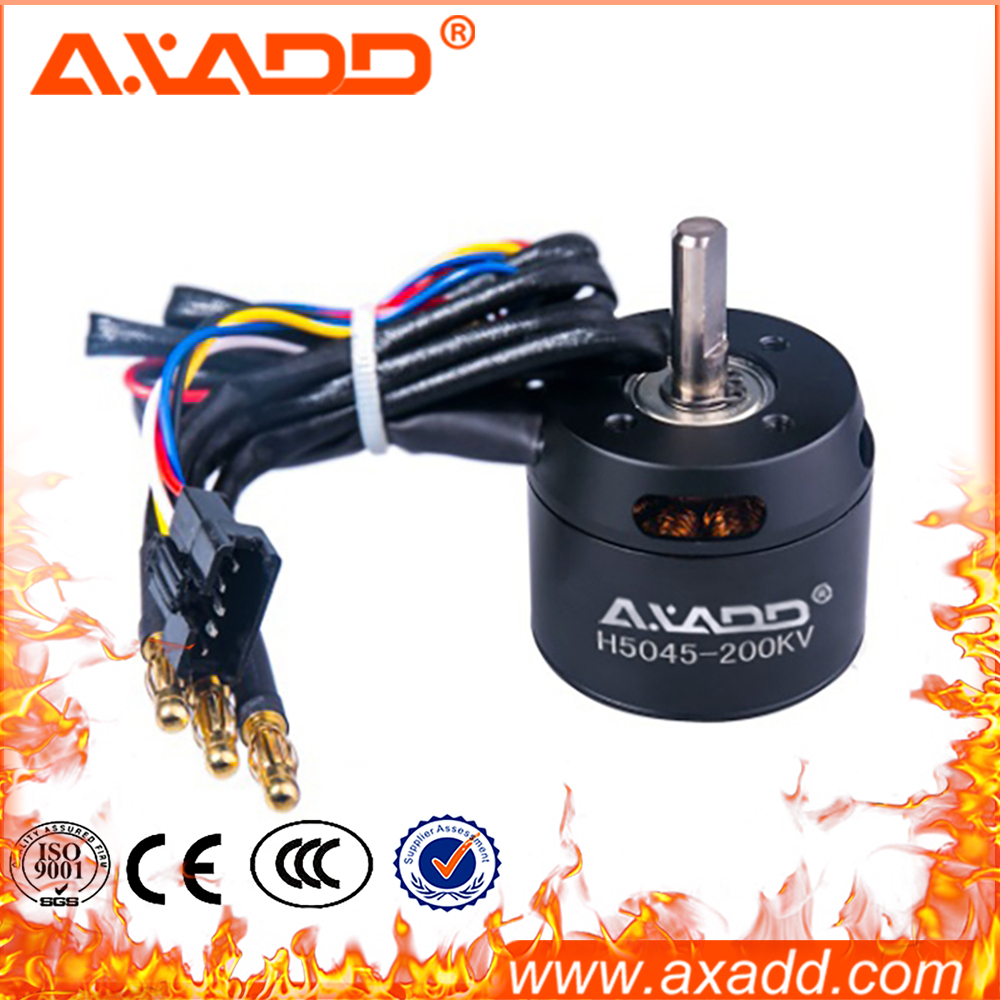 H5045-200KV Electric Scoopter With a Hall Plate, Brushless DC Motor, 60kg Load Capacity