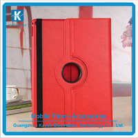 [kayoh] factory price case for iPad air 2 rotation case with stand