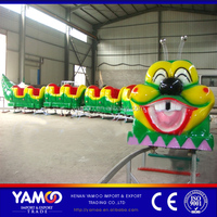 fairground rides amusement park rides roller coaster caterpillar rides adults/children exciting mini roller coaster for sale