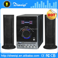 2.1 multimedia computer/audio/home theatre system/music player