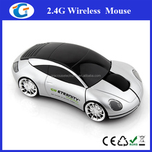 Branded racing car mouse wireless for pc