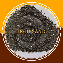 Filter Material Natural Magnetite Iron Ore For Sale