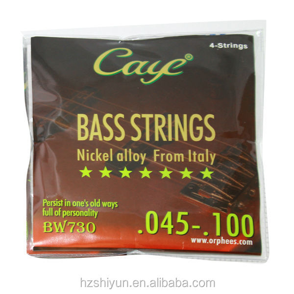 best quality wholesale bass guitar 4 string electric