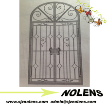 new products wrought iron window fence sale