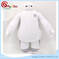 Hot new inflatable cartoon inflatable baymax customized children plush toys