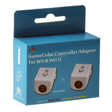 Cheap Price 2 Pieces Per Set Mayflash GameCube GC Controllers Adapters Converters for Nintendo Wii & Wii U