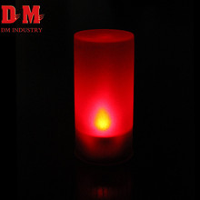 Christmas Decoration Cheap Colorful Tea light LED Color Changing Flameless Candle with Remote Control