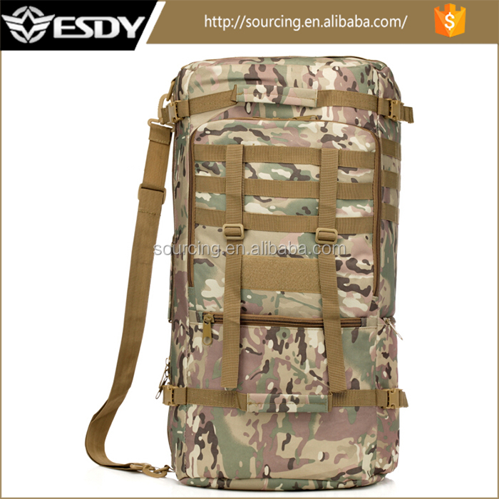 Factory Direct Sales All Kinds of Camo Bag Durable Military Backpack Camouflage Military Bags