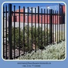 commercial elegant look of wrought-iron fencing