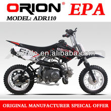 China Apollo ORION Classic ORION 110cc dirt bike 110CC mini kids bike