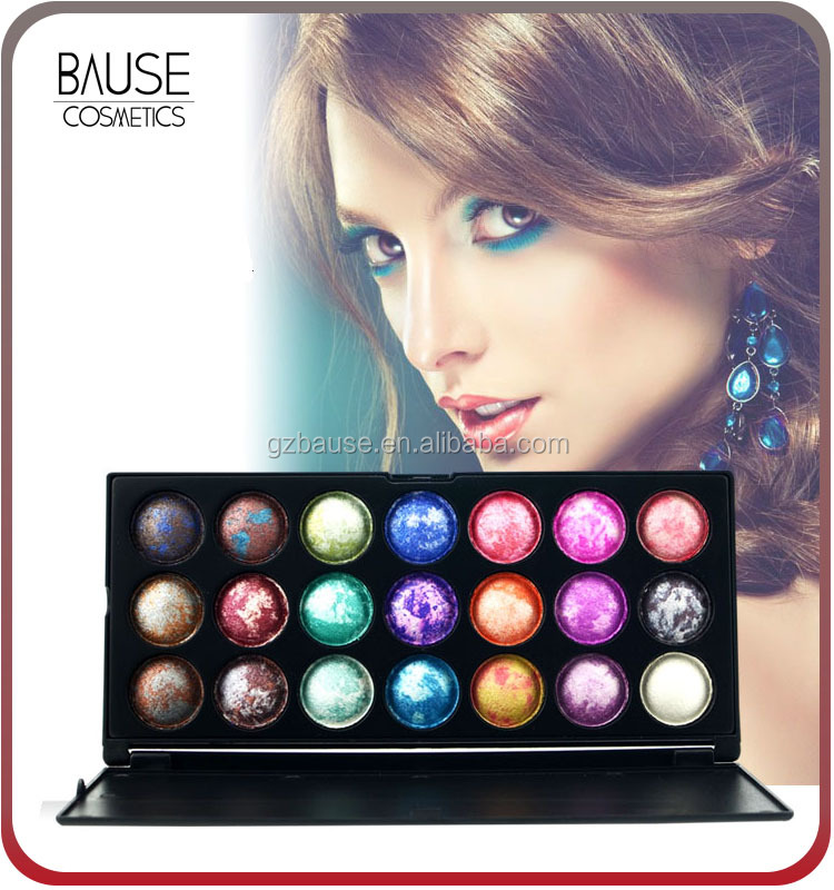baked eyeshadow 10 color eyeshadow palette make up eyeshadow palette