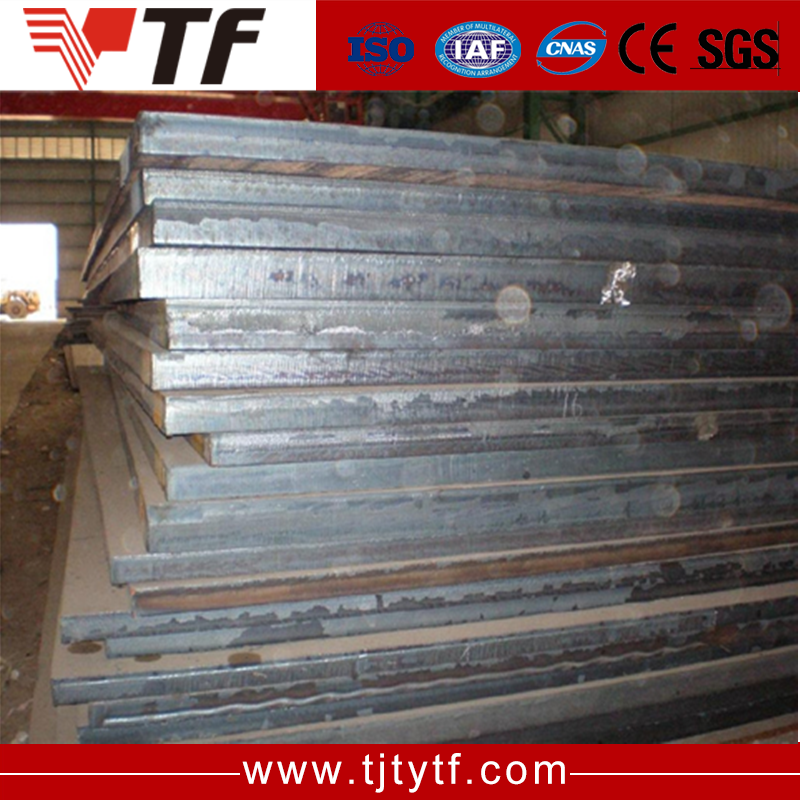 ASTM A36/SS400/ASTM A572 Gr 50/ASTM A283 Gr C embossed steel plate