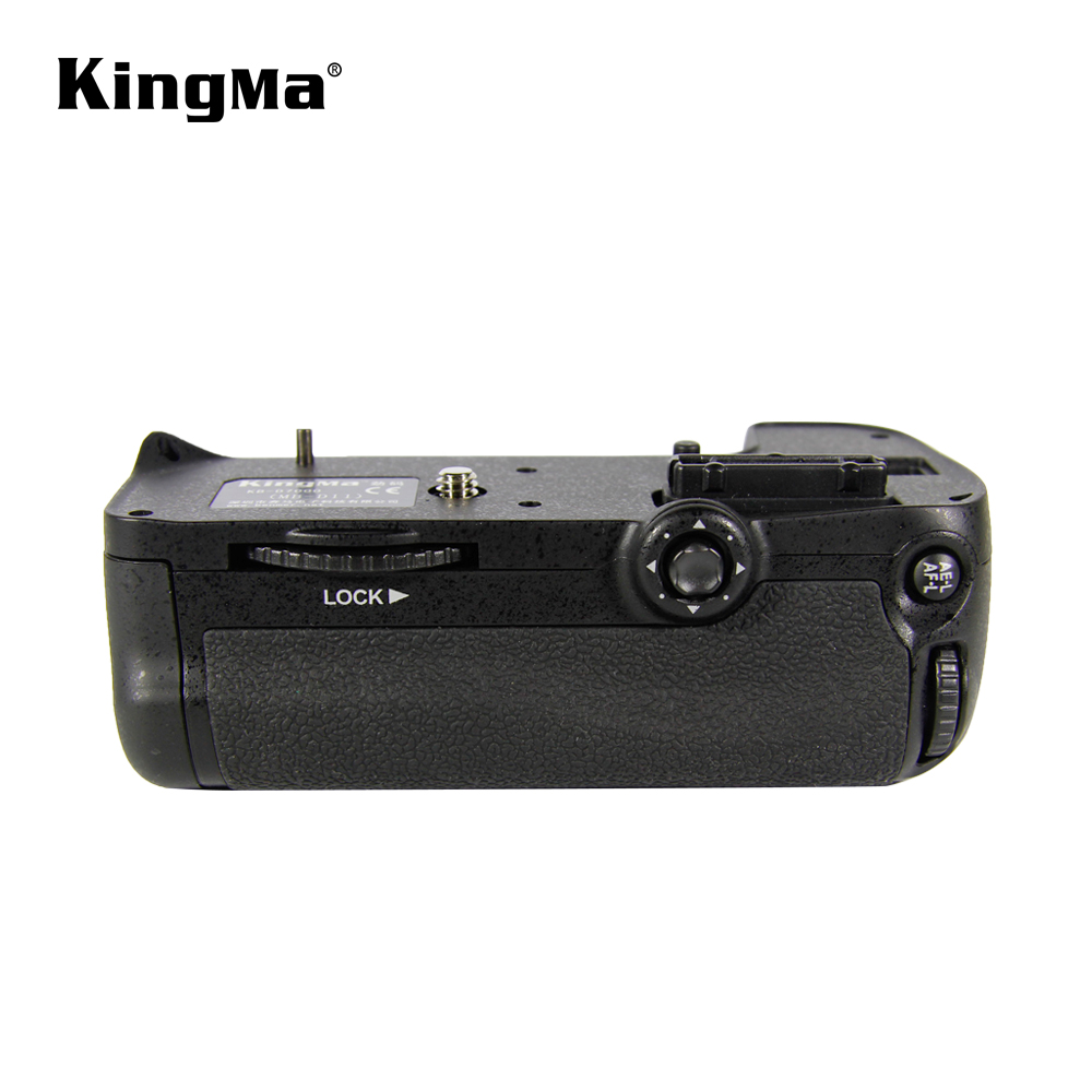 KingMa Hot Selling Camera Equipment MB-<strong>D11</strong> Battery Grip Work With EN-EL15 Battery For Nikon D7000 Digital SLR Camera