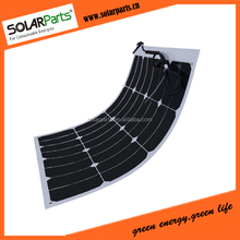 50W cigs solar panel suntech solar panel price solar panel mounting for RV/BOAT/HOME USE with junction box MC4 connector
