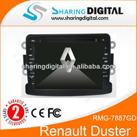 RMG-7887GD Renault DUSTER support SWT Car audio multimedia
